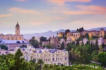 Vol Ryanair a Malaga
